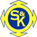 S&K2000 Worldwide Moving & Storage Logo